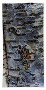 Tree People Beach Towel by Heidi Smith