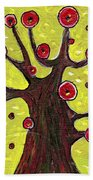 Tree Sentry Beach Towel