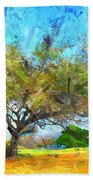 Tree Series 64 Beach Towel