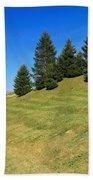 Trentino - Val Di Sole Beach Towel
