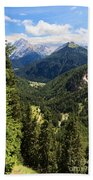 Trentino - Val Duron Beach Towel
