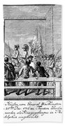Trenton: Prisoners, 1776 Beach Towel
