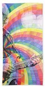 Trey Anastasio Rainbow Beach Towel