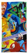 Trey Kandinsky  Beach Towel