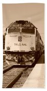 Tri Rail 808 Beach Towel