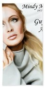 Tribute Mindy Mccready Guys Do It All The Time Beach Towel