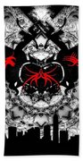 Trilogy Beach Towel