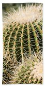 Triple Cactus Beach Towel