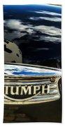 Triumph Beach Towel