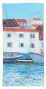 Trogir Croatia Beach Towel