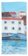 Trogir Croatia Beach Sheet