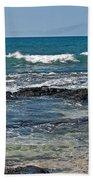 Tropical Beach Seascape Art Prints Beach Towel