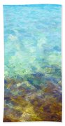 Tropical Treasures Beach Towel