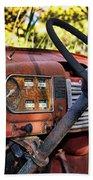 Truck Dash Beach Sheet
