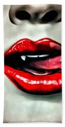True Blood Beach Towel
