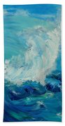 Tsunami Beach Towel