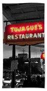 Tujague's Beach Sheet