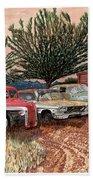 Tularosa Motors Beach Sheet