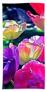 Tulip 10 Beach Towel