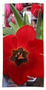 Tulip Mania 19 Beach Towel