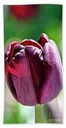 Tulip Rave Beach Towel