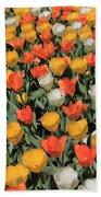 Tulip Stretch Beach Towel