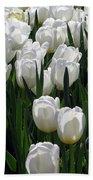 Tulips - Field With Love 19 Beach Towel