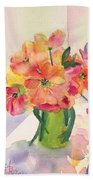 Tulips For Mother's Day Beach Towel