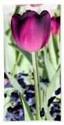 Tulips - Perfect Love - Photopower 2026 Beach Towel