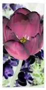 Tulips - Perfect Love - Photopower 2028 Beach Towel