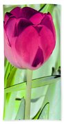Tulips - Perfect Love - Photopower 2053 Beach Towel