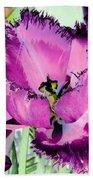 Tulips - Perfect Love - Photopower 2093 Beach Towel