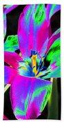 Tulips - Perfect Love - Photopower 2175 Beach Towel