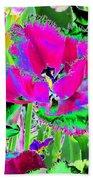 Tulips - Perfect Love - Photopower 2184 Beach Towel