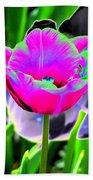 Tulips - Perfect Love - Photopower 2190 Beach Towel