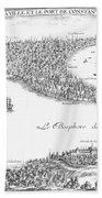 Turkey: Istanbul, 1680 Beach Towel