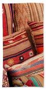 Turkish Cushions 02 Beach Towel