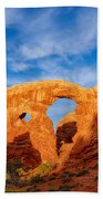 Turret Arch Beach Towel