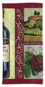 Tuscan Collage 1 Beach Towel