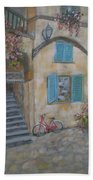 Tuscan Delight Beach Towel by Mohamed Hirji