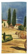 Tuscan Dream 2 Beach Towel