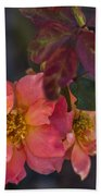 Tuscan Sun Rose Beach Towel