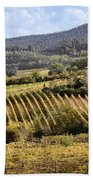 Tuscan Valley Beach Towel