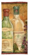 Tuscan Wine-a Beach Towel