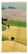 Tuscany Summer Beach Towel