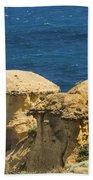 Twelve Apostles Overlook Beach Towel