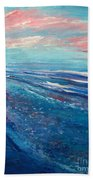 Twilight Beach Towel