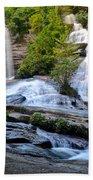 Twin Falls South Carolina Beach Towel