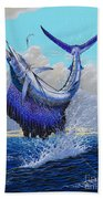 Twisted Off0013 Beach Towel