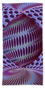 Twisted Beach Towel